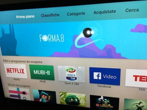 App per Apple TV