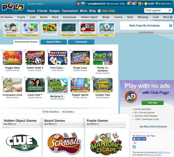 Migliori giochi online