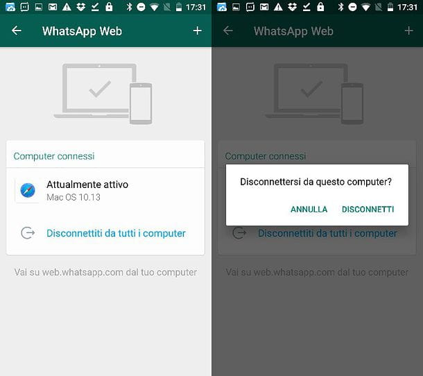 Come capire se WhatsApp è spiato