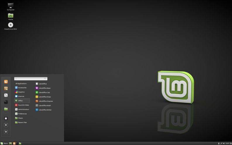 Migliori distro Linux - Mint