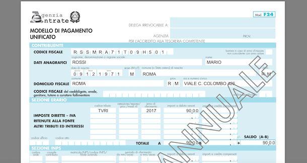 Come pagare il canone rai salvatore aranzulla for Canone rai 2017 importo