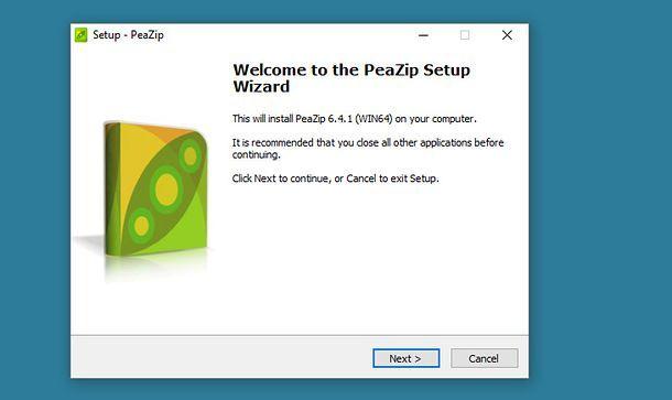 Come aprire file ZIP gratis