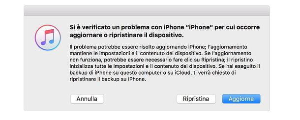 Come sbloccare iPhone senza codice