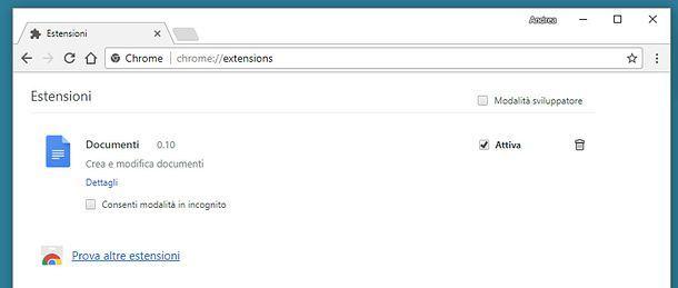 Come eliminare Search Engine