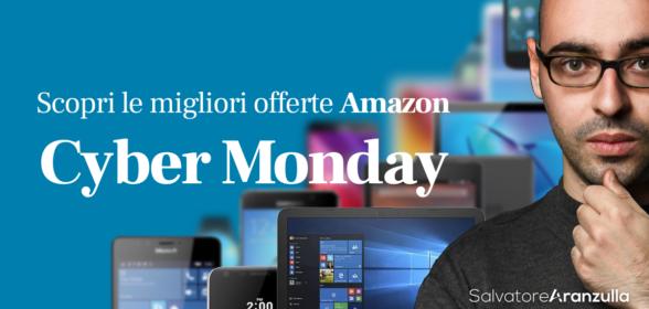 Amazon Cyber Monday 2020: migliori offerte