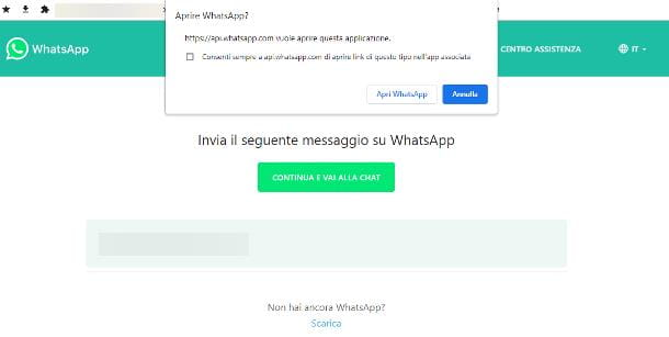 Come condividere un video da Facebook a WhatsApp su PC