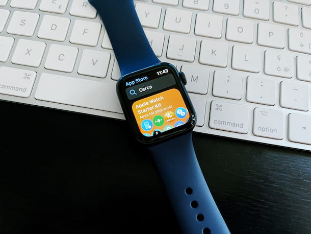App Store su Apple Watch