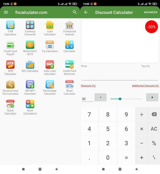 Altre app per problemi finanziari