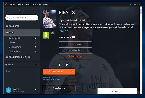 Come scaricare FIFA