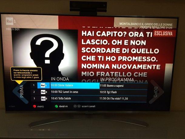 Altre soluzioni per vedere RaiPlay su TV non smart
