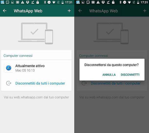 Come scannerizzare codice QR WhatsApp