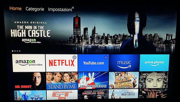 Come vedere Amazon Prime Video con Amazon Fire TV Stick