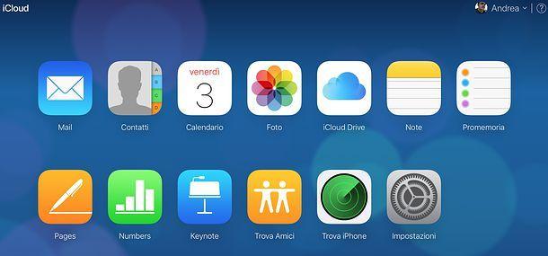 Come scaricare foto da iCloud