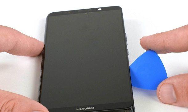 Sostituzione schermo Huawei