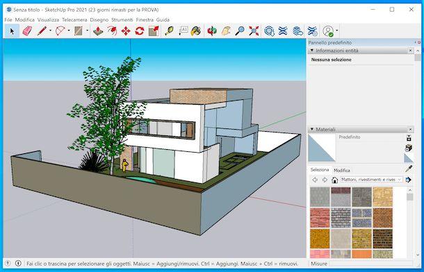 Altre soluzioni per progettare una casa in 3D gratis
