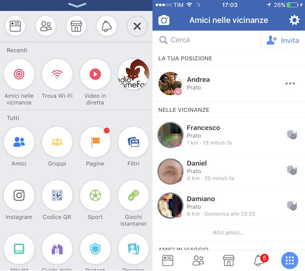 Come Rivelare la Posizione GPS Amici Facebook