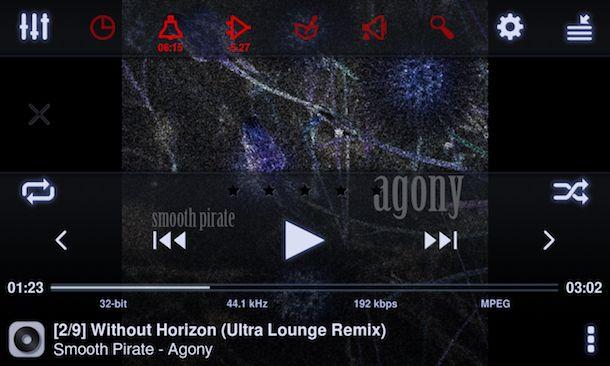 App per ascoltare musica offline Android