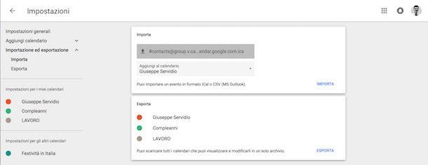 Esportare Calendario Android.Google Calendar Come Funziona Salvatore Aranzulla