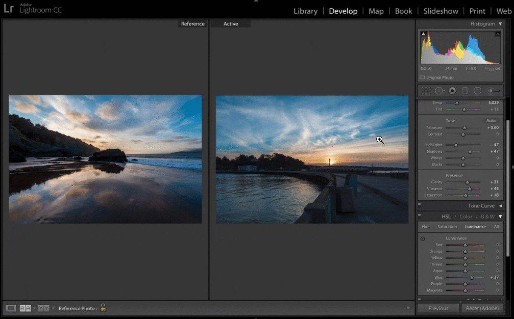 Programmi per fotografi - Lightroom