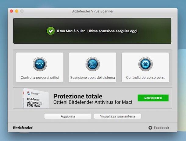 El mejor antivirus para Mac
