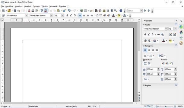 Programmi per scrivere gratis salvatore aranzulla for Che programma usare per scrivere un libro