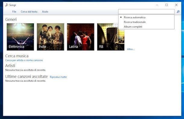 Programmi per scaricare musica gratis in italiano
