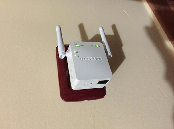 Ripetitore WiFi: come funziona