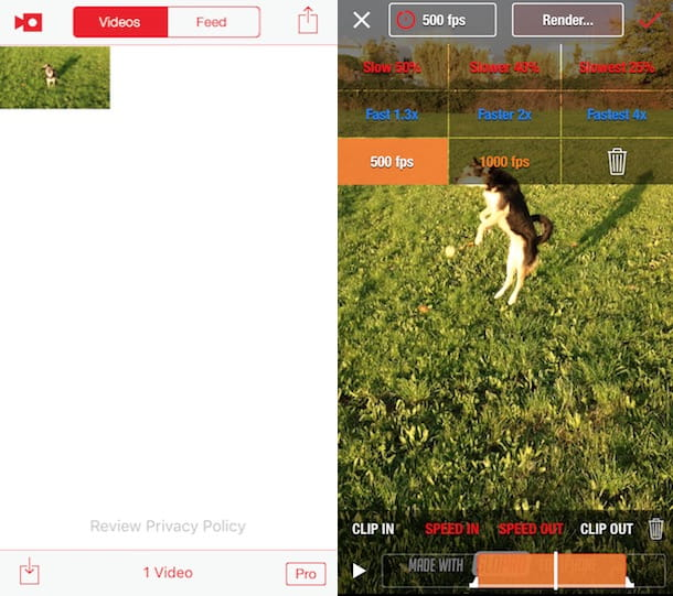 App per rallentare i video | Salvatore Aranzulla
