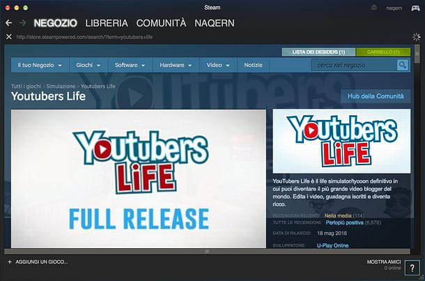 Come scaricare Youtubers Life