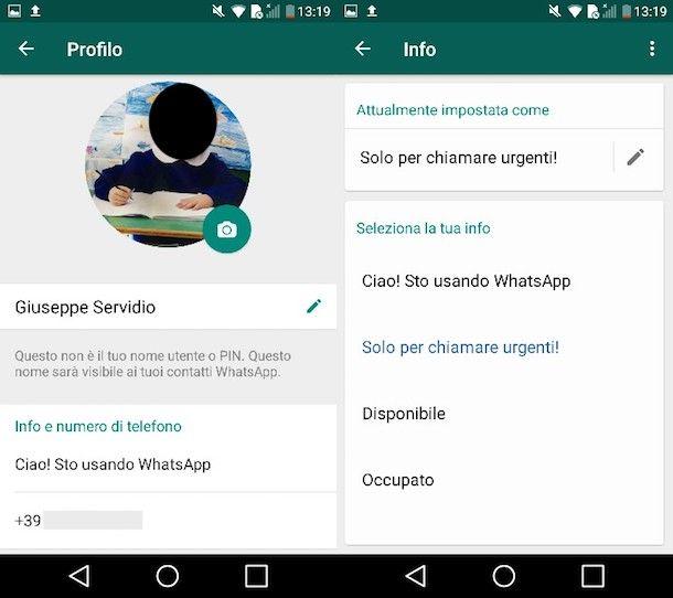 Come Cambiare Scrittura Su Whatsapp Salvatore Aranzulla