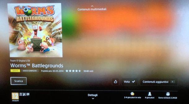 Come scaricare giochi gratis su PS4