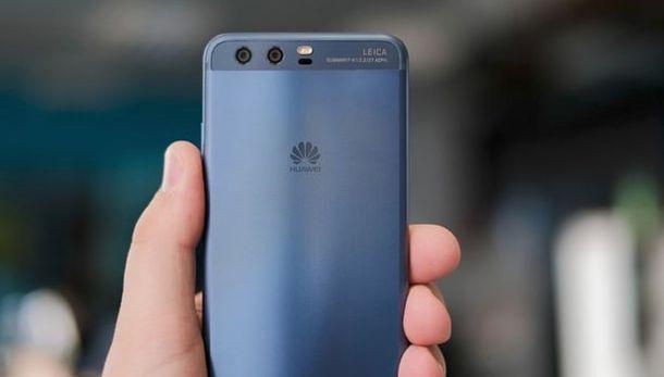 Come sbloccare Huawei