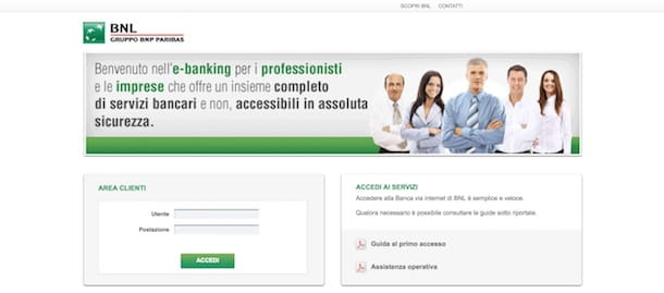 Come Accedere Al Conto Corrente Online Salvatore Aranzulla