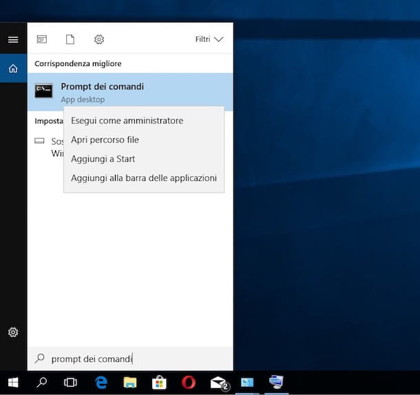 Come cambiare DNS Windows 10