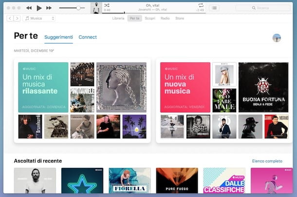 Come funziona Apple Music