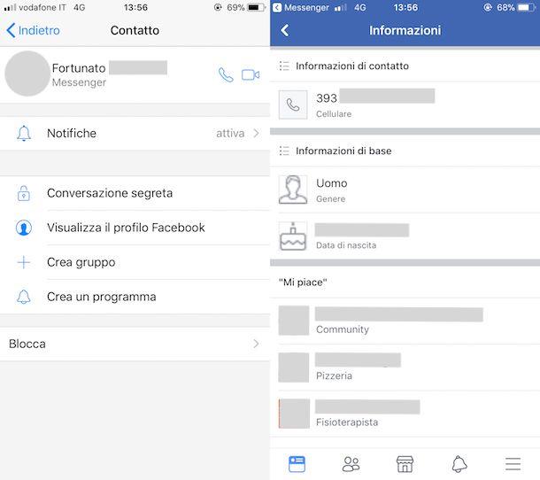 Numeri di telefono: Facebook li usa per suggerire le persone che si potrebbero conoscere