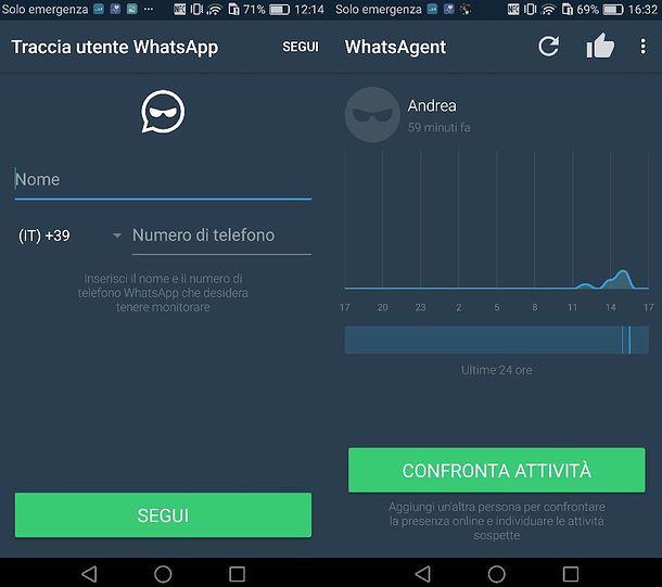 Come spiare accessi WhatsApp di un altro telefono gratis