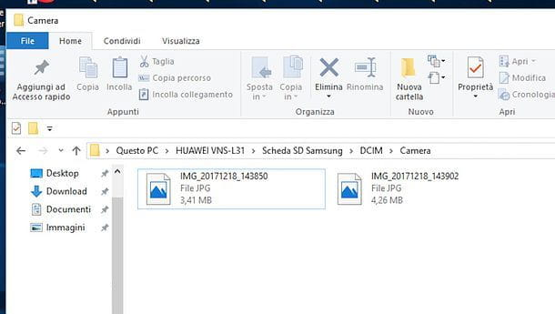 huawei esplora file windows