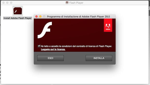 adobe flash player aranzulla