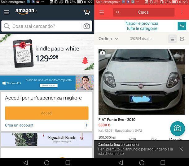 App per shopping Huawei