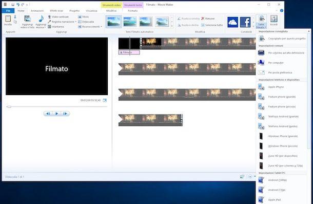 Programmi per videoclip