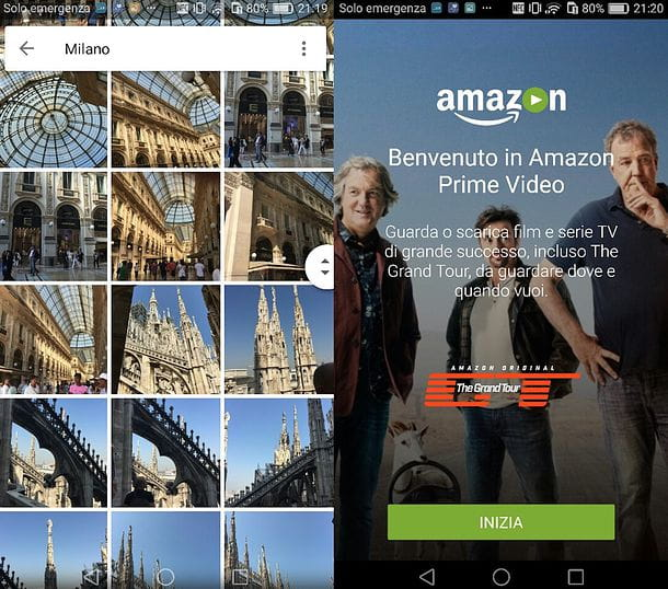 App per foto e video Huawei