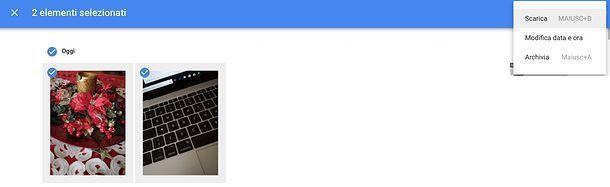 Google Foto Web