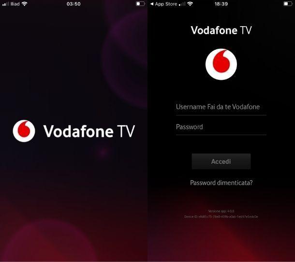Come vedere Vodafone TV sul cellulare