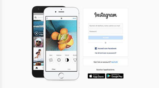Come mettere più foto su Instagram nelle Storie da PC