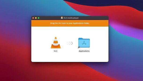 Installare VLC Media Player su Mac