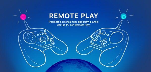 Remote Play Steam