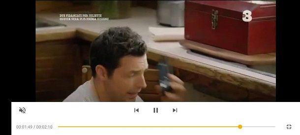 Come vedere la TV sul cellulare