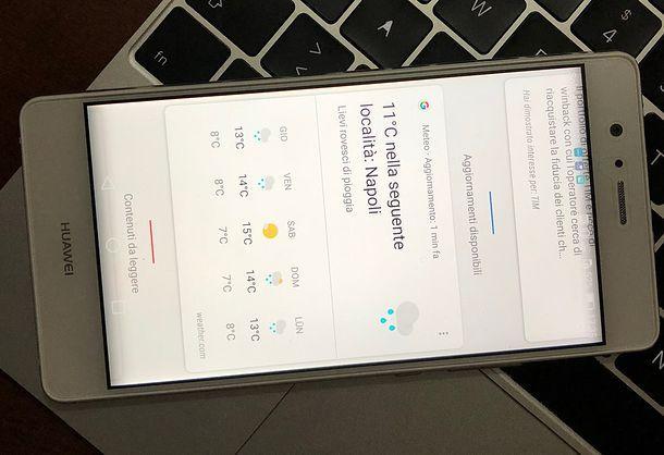 Come disattivare Google Now su Android