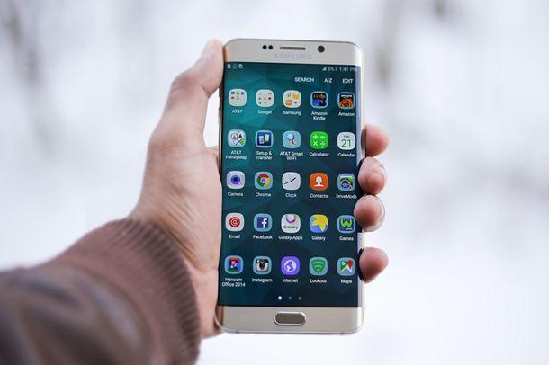 Come aggiornare un telefono Android